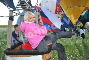 Юлия - воздухоплаватель, компания Авионика