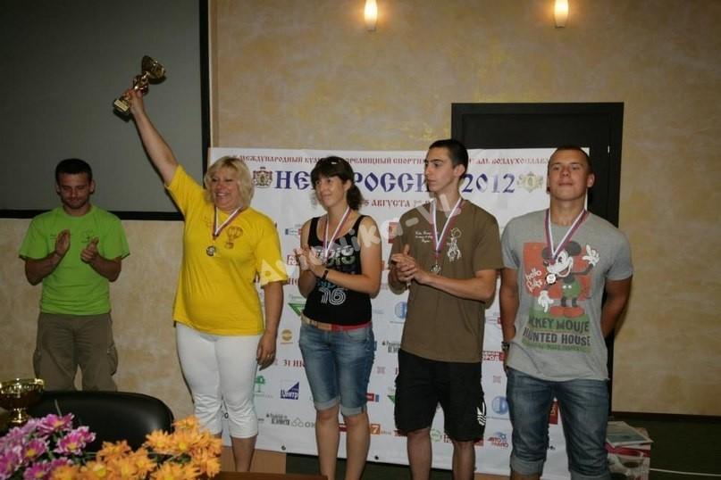 Команда Авионики-ВЛ берет первое место