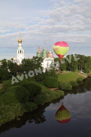 Полет на воздушном шаре в Великих Луках от Авионики-ВЛ