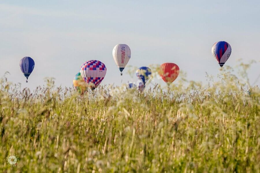 Воздушные шары для полетов